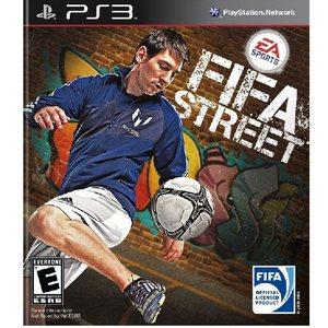 PS3 FIFA Street 2012