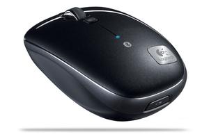 עכבר LogiTech Bluetooth Mouse M555b
