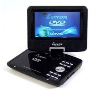 DVD נייד עם מסך  DMG6006 מסך ''7 LUXOR FUJI JAFAN