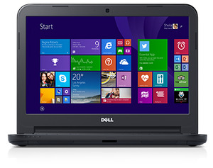 מחשב נייד 14'' מסך מגע Dell דגם 3440 Latitude מעבד Core i3 זיכרון 4GB דיסק קשיח 500GB מערכת הפעלה Win8.1 Pro -מוחדש