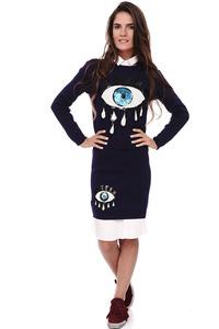 חליפת עין כחולה