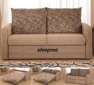 ספה דו מושבית הנפתחת למיטה דגם אומגה Bellona