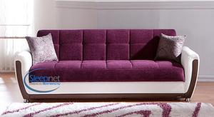ספה נפתחת למיטה דגם וילה Bellona