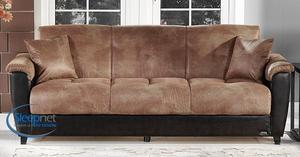 ספה נפתחת למיטה דגם אספן Bellona