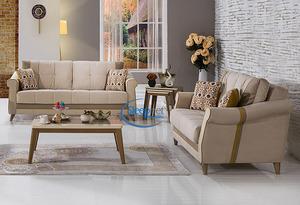 סלון LAURA הכולל ספה תלת מושבית וספה דו מושבית Bellona
