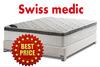 מזרן למיטה וחצי 120/190 KING DAVID דגם SWISS MEDIC