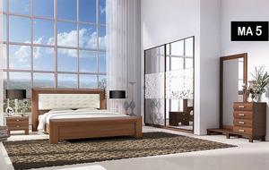 חדר שינה קומפלט דגם MA 5