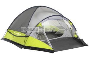 אוהל קמפינג  ל4 אנשים Globo Brunner