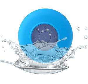 רמקול בלוטוס למקלחת עמיד בפני מים