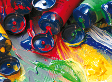צבעי אקריל Schmincke