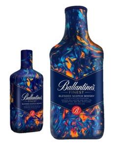 """וויסקי Ballantines - בלנטיין 700 מ""""ל - מהדורה מוגבלת"""