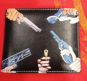 Chun And Dahl ארנק עור - Smoking Gun 901
