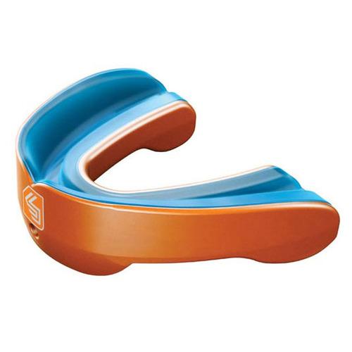מגן שיניים מקצועי לבוגרים Shock Doctor© Gel Nano Pearl Orange 6412A