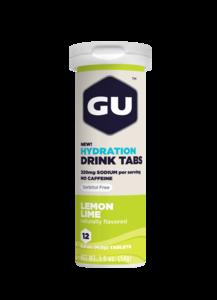 GU Brew משקה איזוטוני 12 טבליות נמסות