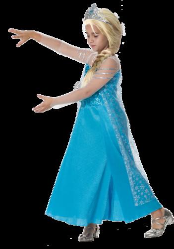 תחפושת נסיכת הקרח Ice Princess Costume