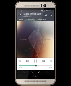 HTC ONE M9 32GB  מכשיר מתצוגה