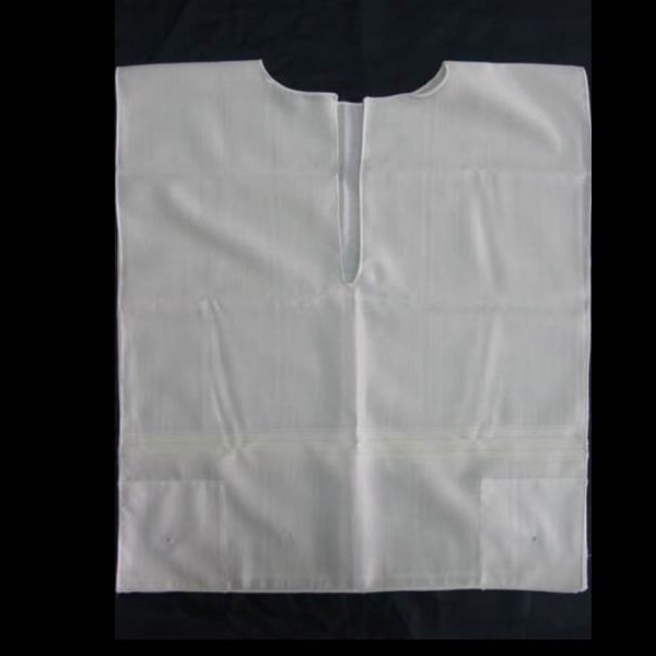 Wool White Stripe Custom