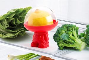 אסטרו Astro - אחסונית לחצאי ירקות ופירות