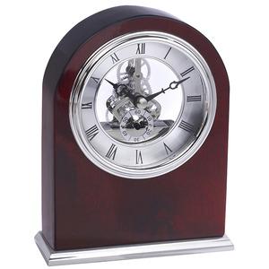 שעון שולחני מהודר גלגלי שיניים Pearl