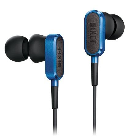 אוזניות HI-FI מסוג IN-EAR מבית KEF דגם M100