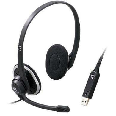 אוזניות + מיקרופון Logitech H110