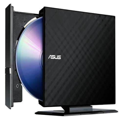 כונן צורב חיצוני ASUS DVD