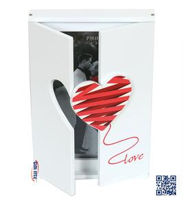 מסגרת Love לתמונה גודל 10X15