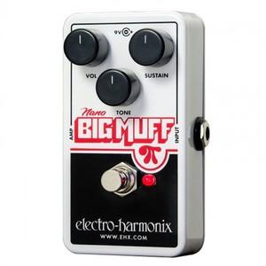 אפקט לגיטרה אלקטרו הרמוניקס Electro-Harmonix Nano Big Muff Pi