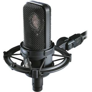 מיקרופון קונדנסר אודיו טכניקה AUDIO TECHNICA AT4040