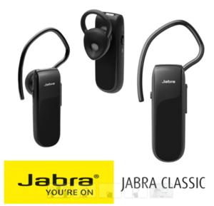 אוזניית Bluetooth אישית Jabra Classic - צבע שחור