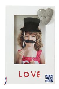 מסגרת Love לתמונה בגודל 10X15