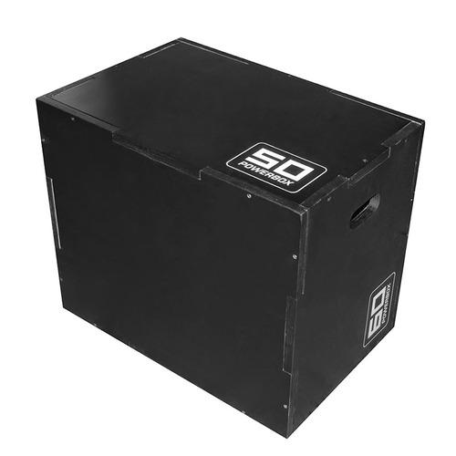 קוביית עץ פליאומטרית PowerBox