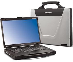מחשב מוקשח Pansonic Toughbook פנסוניק