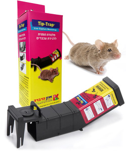 מלכודת עכברים הומנית - Tip Trap