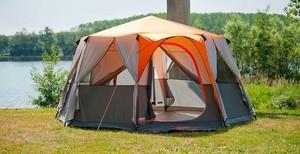 אוהל 8 אנשים CORTES OCTAGON Coleman