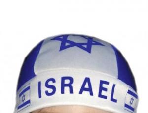 בנדנה לראש דגל ישראל