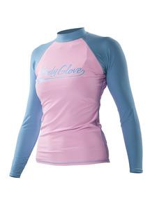 חולצת לייקרה ארוכה לנשים RAGLAN BODY GLOVE