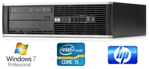 מחשב נייח HP Elite 8200 Intel Core i3 SFF כולל מיקרוסופט אופיס Home & Business