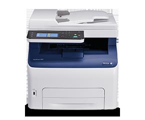 מדפסת לייזר Xerox WorkCentre 6027V_NI