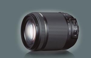 TAMRON 18-200 f3.5-6.3 DI II VC Canon-שנתיים טמרון