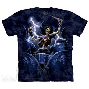 The Mountain חולצה קצרה בהדפס מלא - Death Drummer