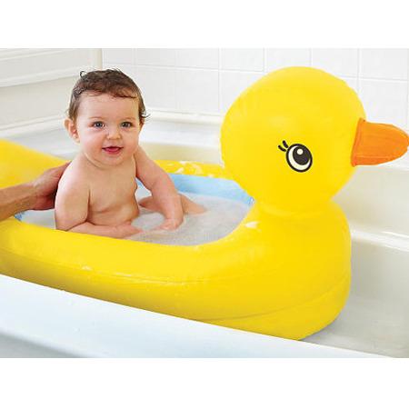 אמברווז בטיחותי מבית מנצ'קין - האמבטיה שתהפוך את האמבטיה לחוויה אמיתית!