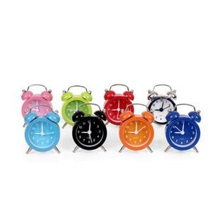 מיני שעון מעורר צבעוני