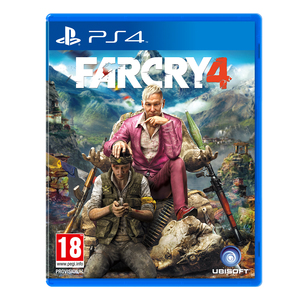 משחק Far Cry 4 - PS4 Sony