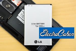 סוללה מקורית LG-G3 BL-53YH אל ג'י