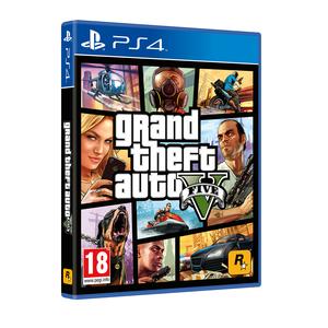 משחק GTAV - PS4 Sony