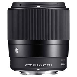 SIGMA 30mm F 1.4 DN DC (C) For Sony- שנתיים סיגמא