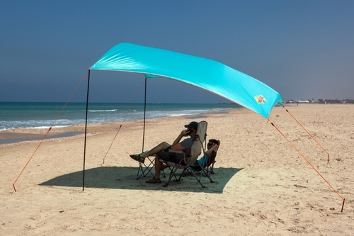 """הטבה לחיילים - צליית חוף משפחתית להגנה מהשמש ב- 299 ש""""ח"""
