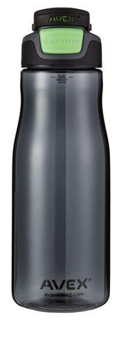 בקבוק מים 1 ליטר ®Brazos Autoseal מבית חברת Avex
