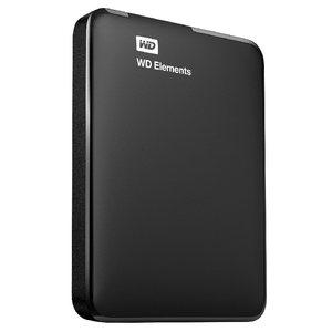 כונן קשיח חיצוני Western Digital WDBUZG5000ABK 500GB